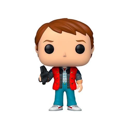 Funko Marty In Puffy Vest 961