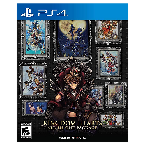 Kingdom Hearts All In One Ps4
