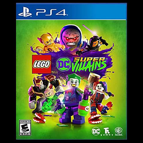 Lego Dc Villans Ps4