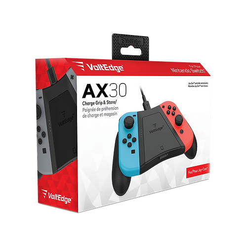 AX30 Grip And Charge Nintendo Switch - VoltEdge