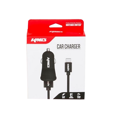 Adapter - Car Charger Kmd.-Nsw