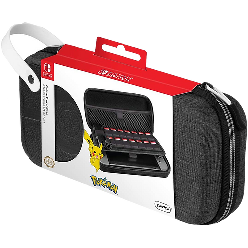 Switch/Switch Lite - Deluxe Travel Case - Pokeball Elite