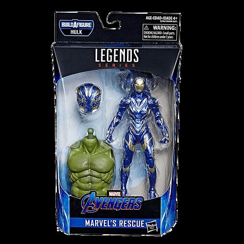 Figura Marvel Legends - Avengers Marvels Rescue