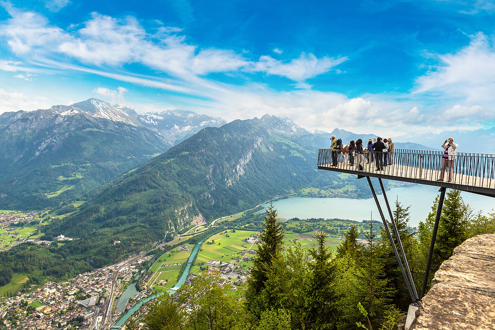 Interlaken Family Swiss Tour 2020