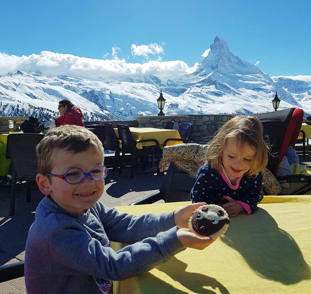 Sunnegga Restaurant Zermatt