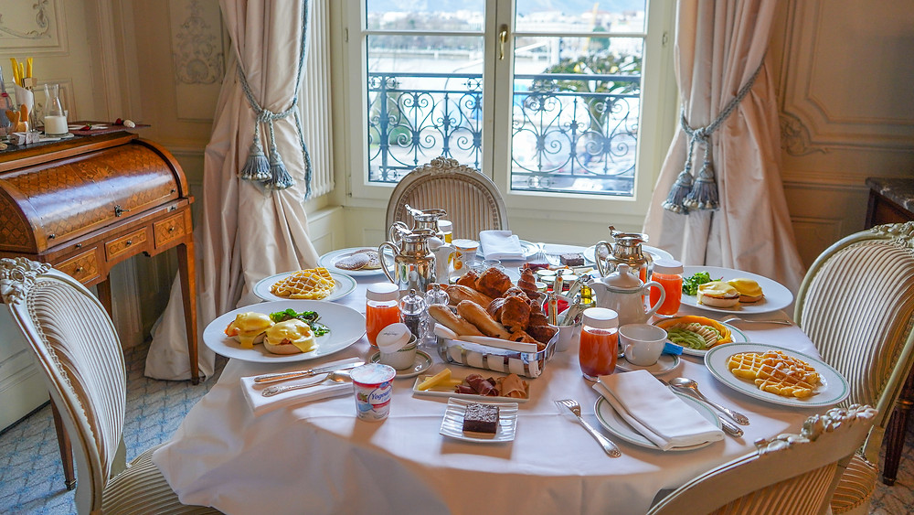 Hôtel Beau-Rivage Geneva Family Blog Review