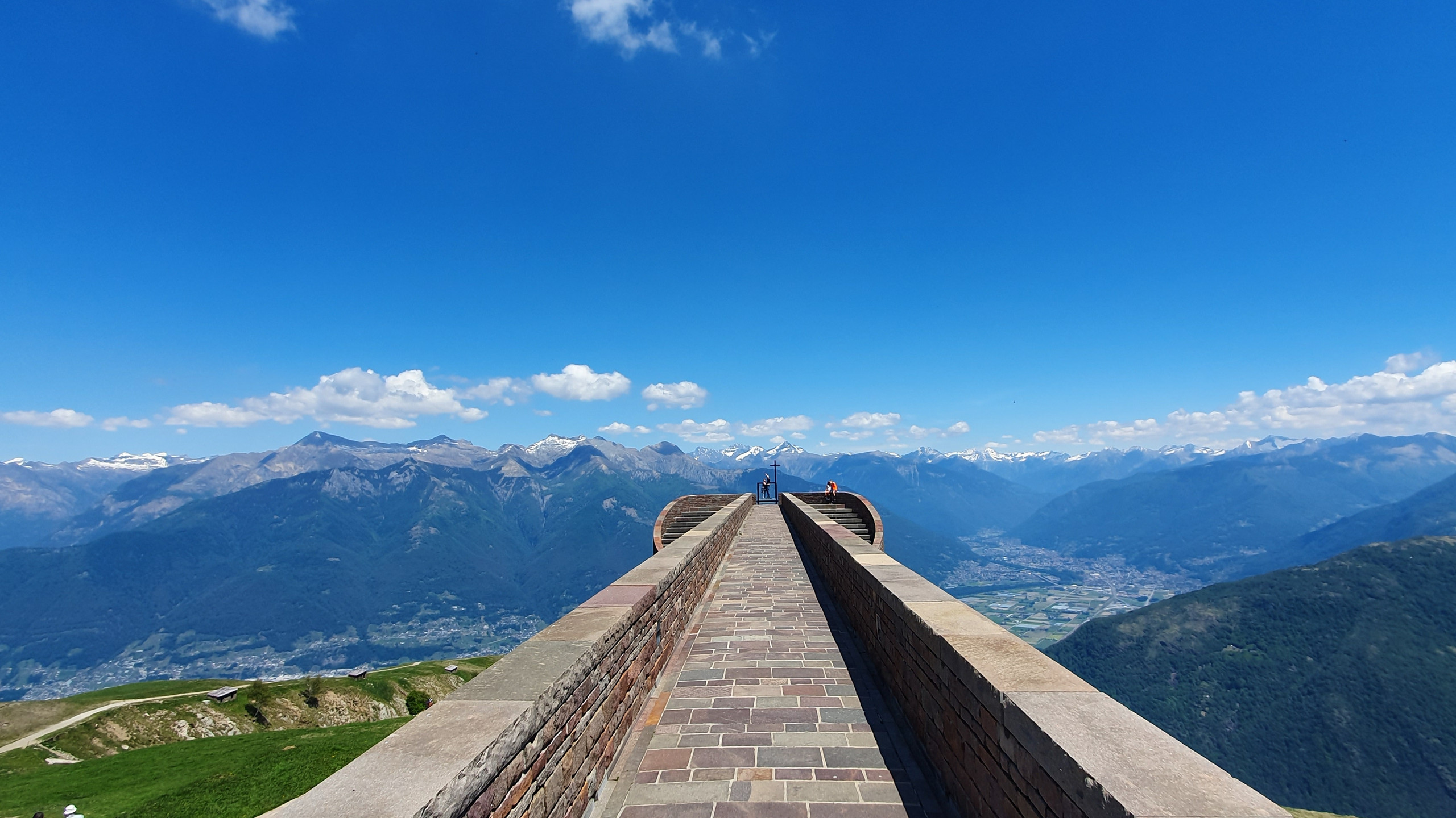Monte Tamaro - Swiss Family Travel Blog - Weekend in Lugano Ticino - Activities and outings