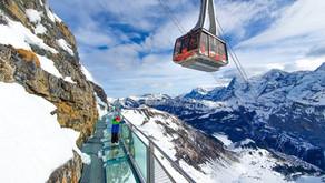 Schilthorn Piz Gloria - Mürren (BE)   Swiss Tour 2020
