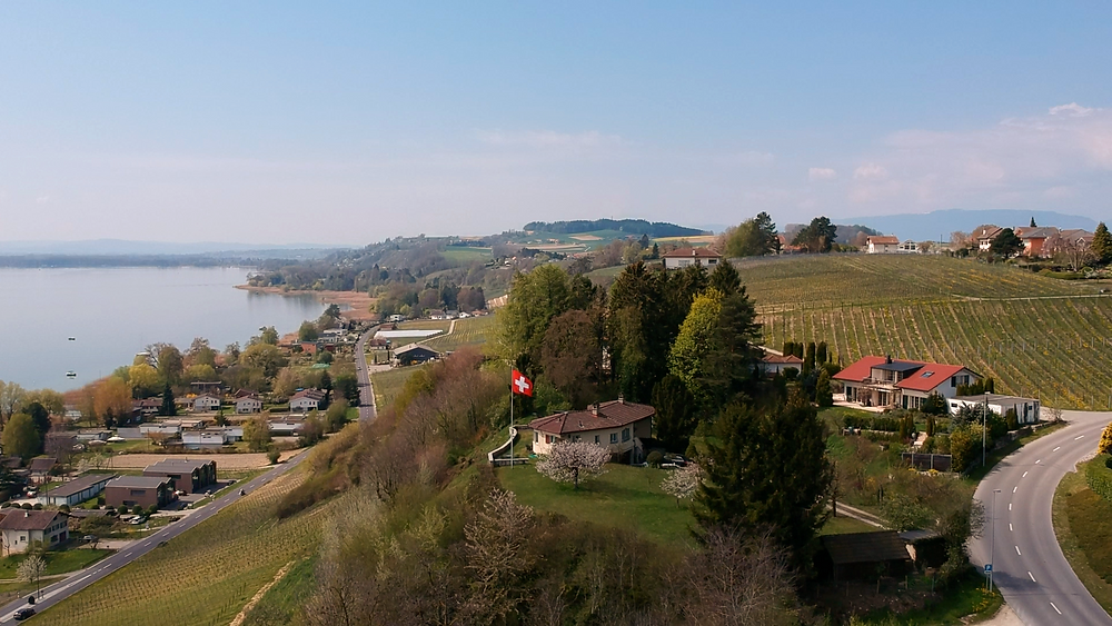 Lake Murten by bicycle | Murten - Morat (FR)