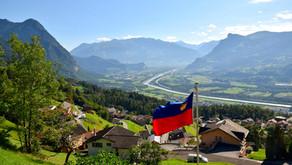 A weekend in the Principality of Liechtenstein