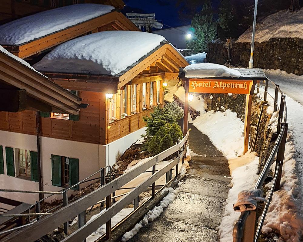 Schilthorn Piz Gloria - Mürren Swiss Tour 2020 Family Blog