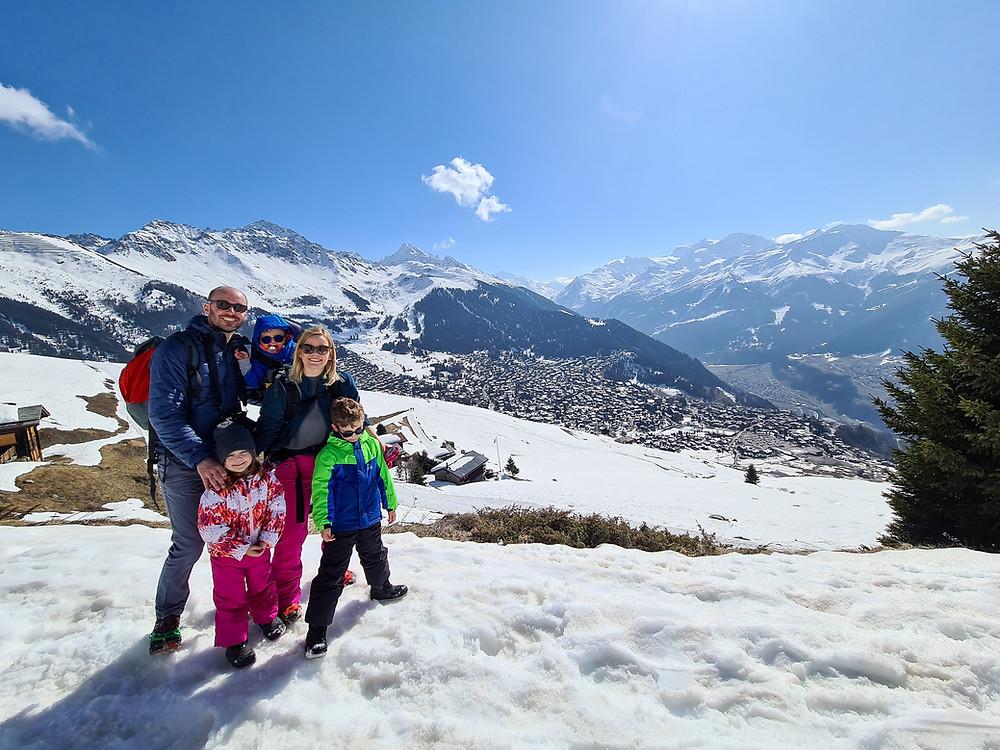 Weekend in Verbier Valais Swiss blog