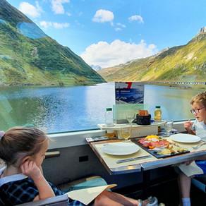 Glacier Express   Swiss Tour 2020
