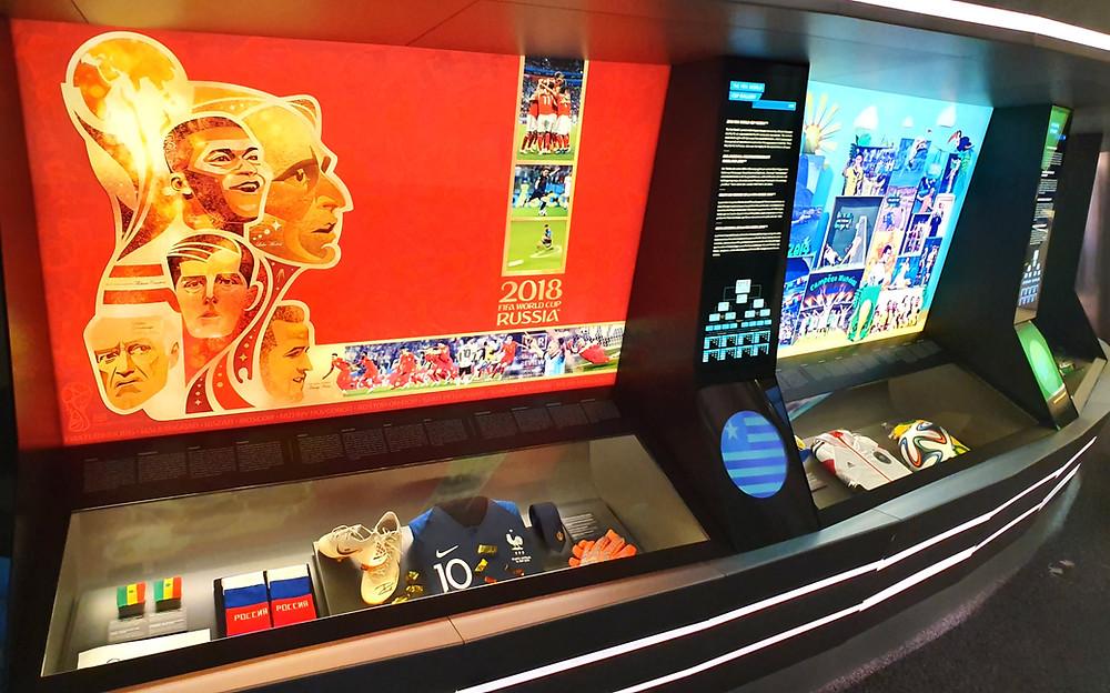 FIFA World Football Museum - Zurich - Switzerland Family Blog