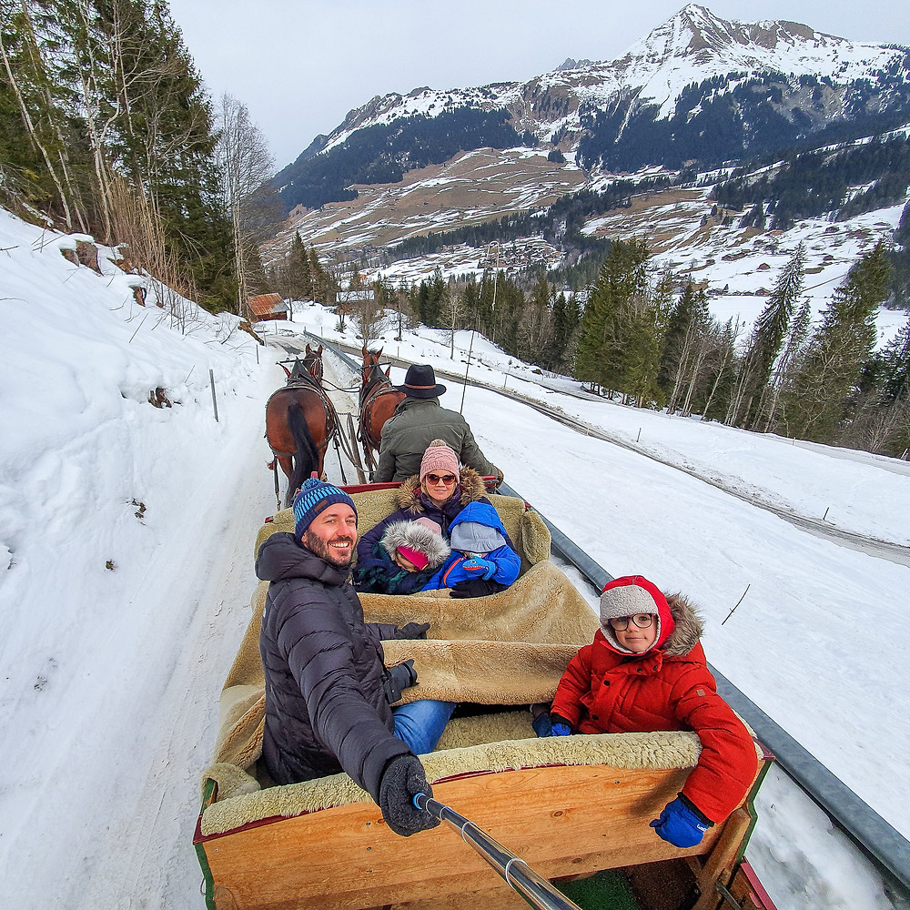 Gstaad - Swiss Tour 2020 - Travel Blog