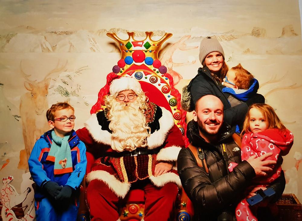 Santa Claus's House Montreux (VAUD) - Family of 5 Switzerland