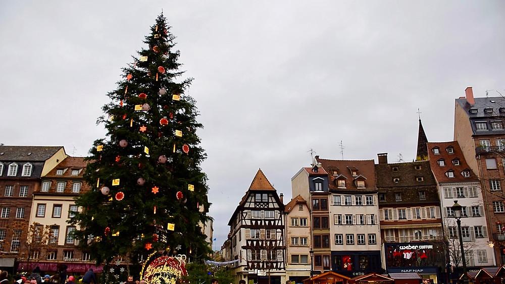 Colmar & Strasbourg Christmas markets - Family of 5 - France