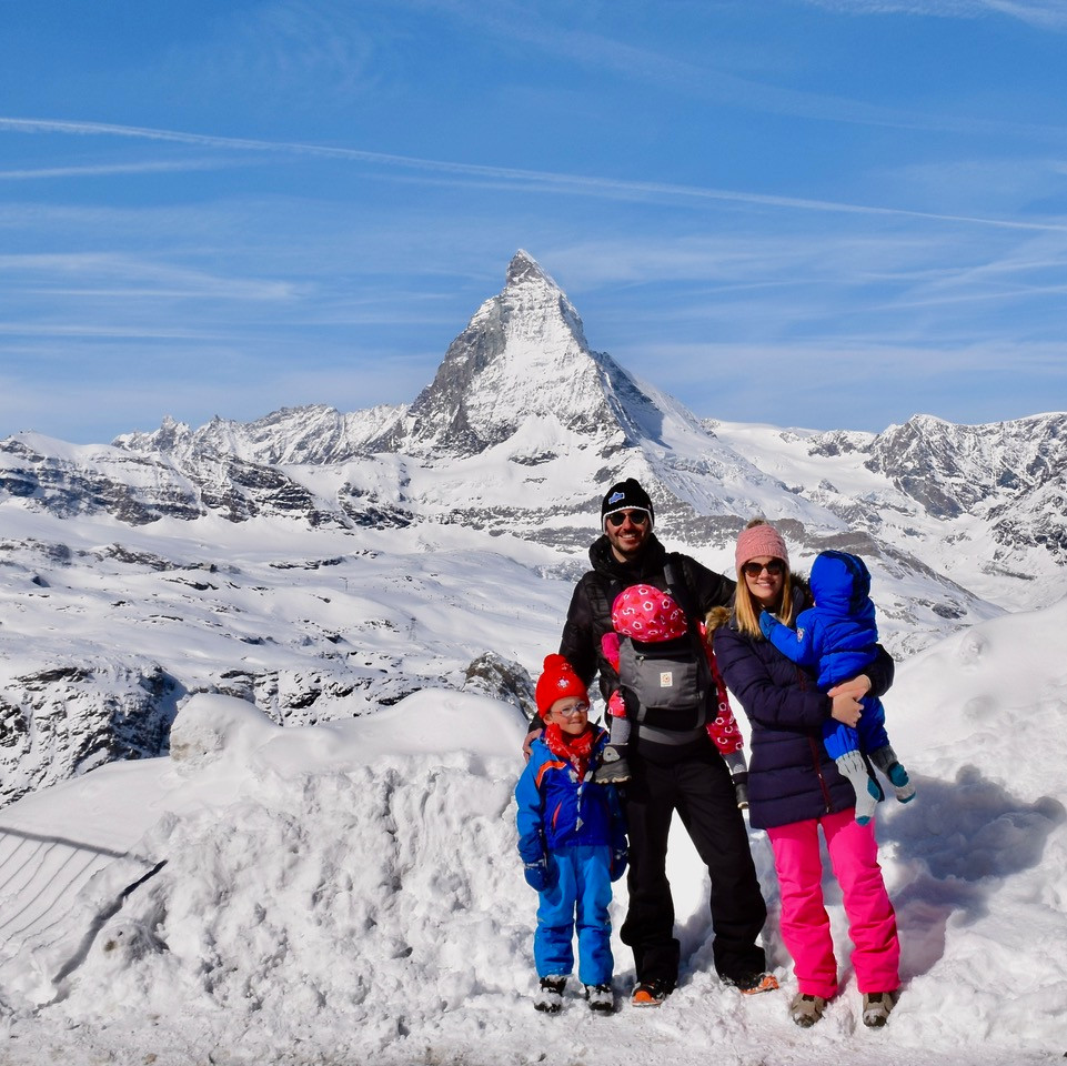 Magical Family Destination | Zermatt Matterhorn