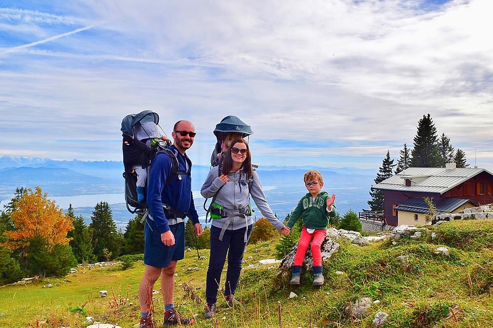 La Barillette - Vaud - Randonnée - Famille - Family of 5 Switzerland