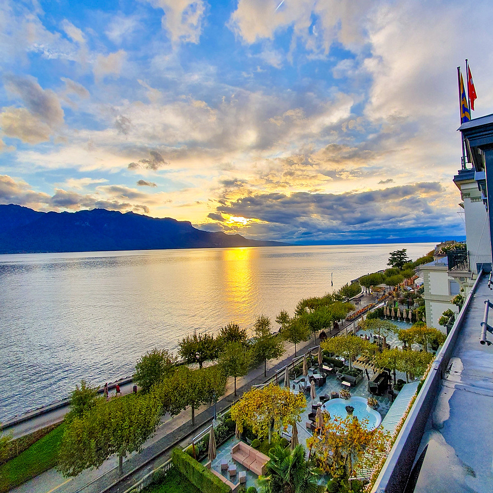 Trois Couronnes Hotel***** | Vevey - Travel Family Blog Switzerland