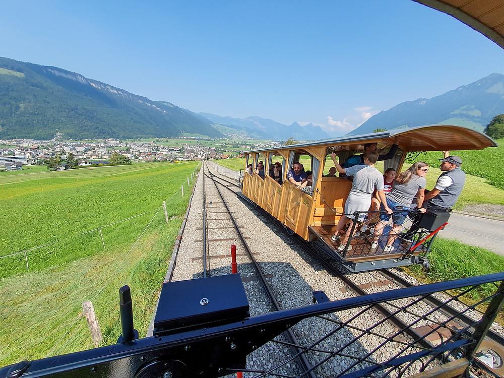 CabriO Stanserhorn | Stans - Switzerland Family Travel Blog
