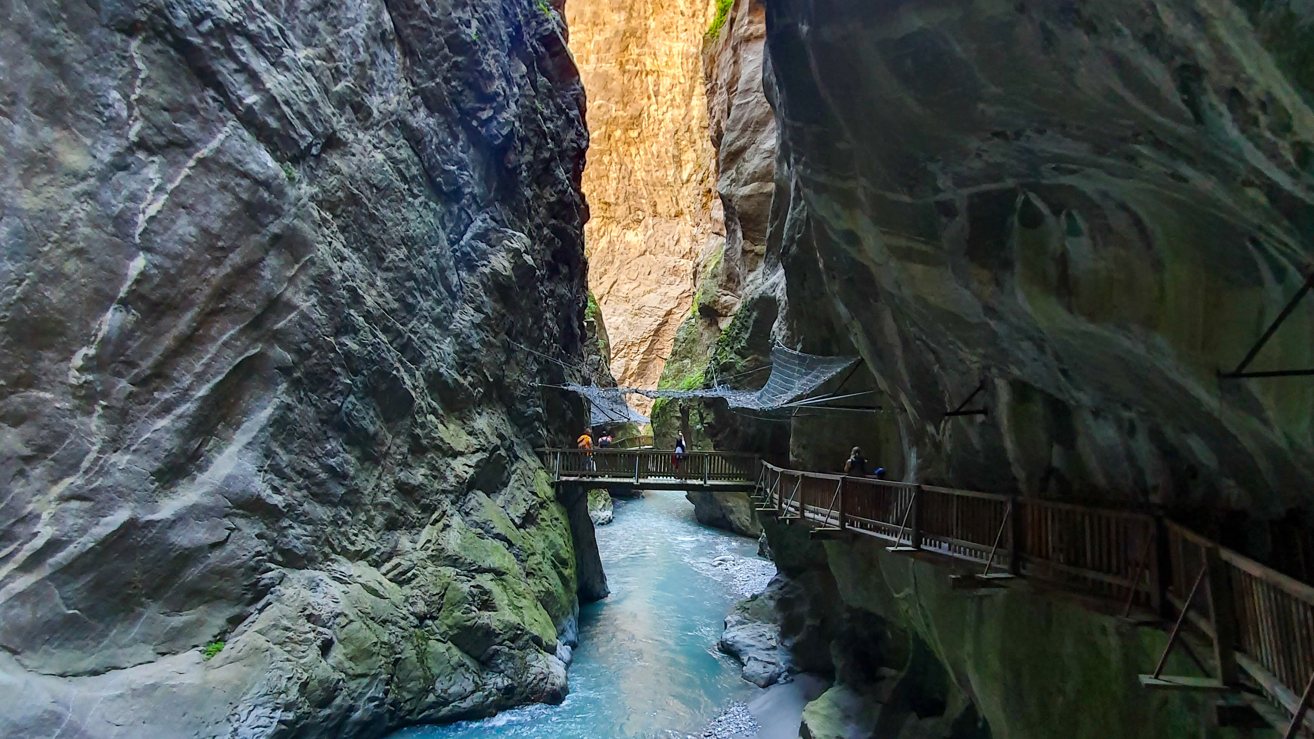 Gorges du Trient - Trient Ravine (VS) - Swiss Family Travel The Family of 5