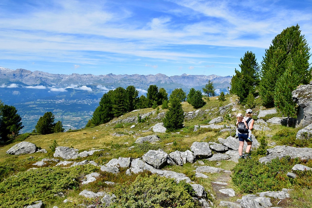Sentier des marmottes | Vercorin - Swiss Family Hike - Best of Switzerland