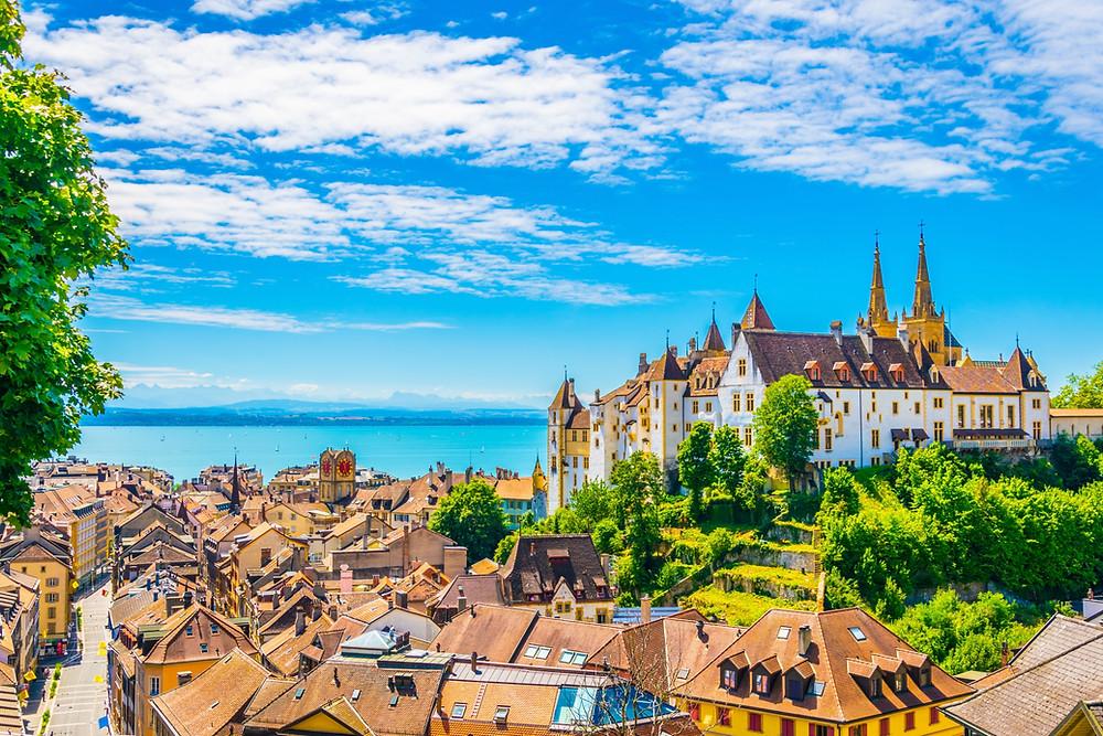 Weekend in Neuchâtel