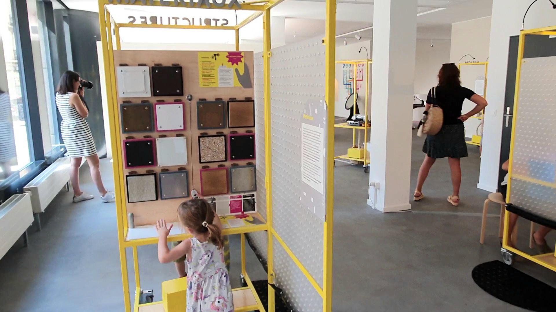 "L'Exploracentre ""Fabriq'Expo"" - Swiss Family Blog Geneva"