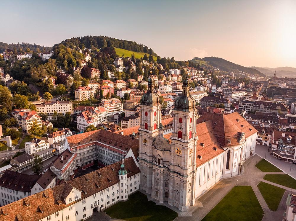 Weekend in St.Gallen - Family of 5 Swiss Blog
