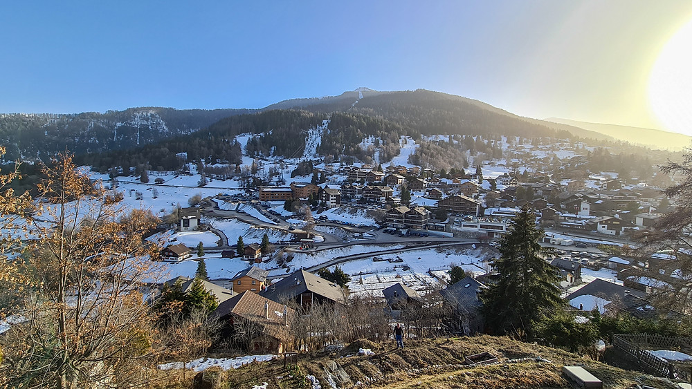 Home office in the mountains    Swisspeak Resorts Vercorin (VS)