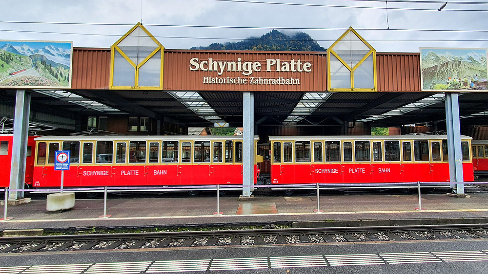 Interlaken Schynige Platte Swiss Tour 2020