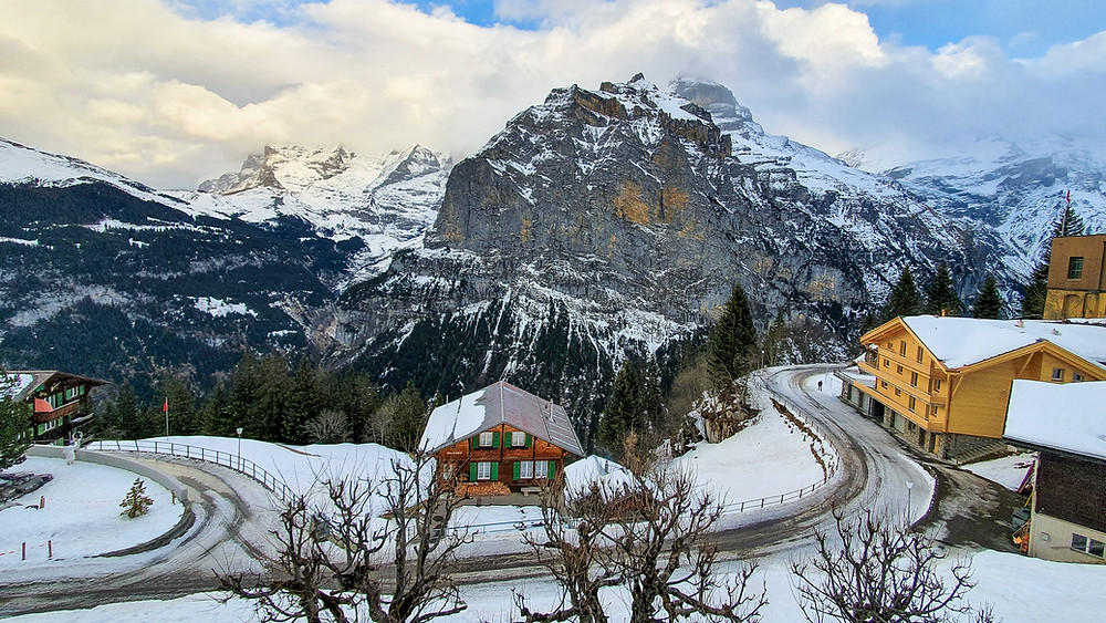 Hotel Eiger Mürren Switzerland Family Blog