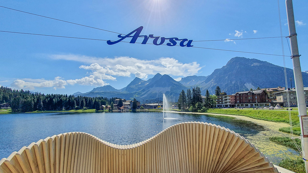 Arosa Grisons Swiss Tour 2020 Family destination