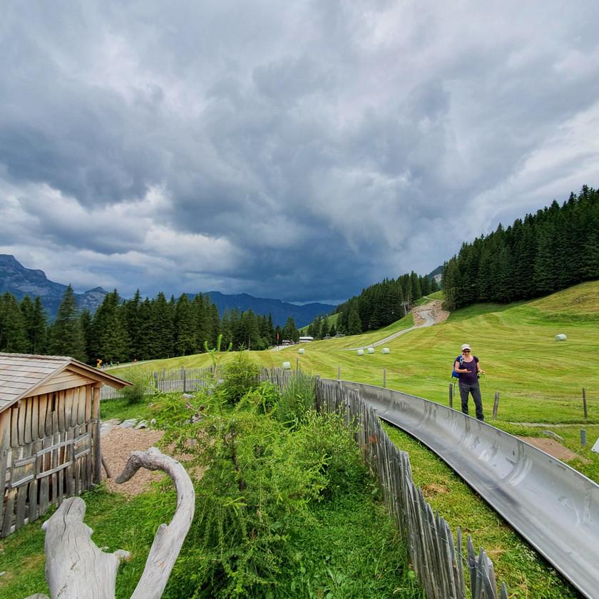 Engelberg - Brunni - Switzerland Travel Family of 5