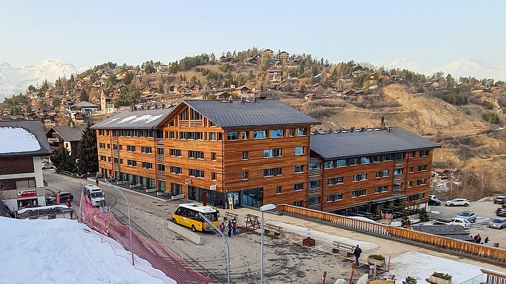 Home office in the mountains |  Swisspeak Resorts Vercorin (VS)