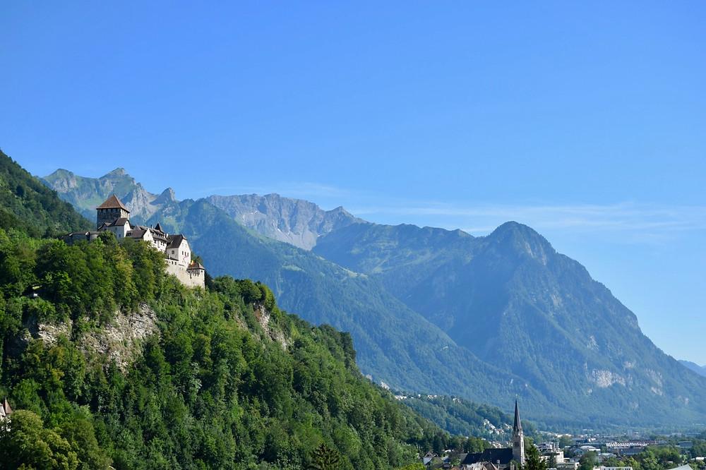 Weekend in the Principality of Liechtenstein - Swiss Family Travel Blog