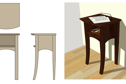 Custom Table for David
