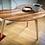 Thumbnail: Mid Century Modern Walnut Kidney Side Table Coffee Table