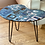 Thumbnail: Mid Century Modern Retro Googie Kidney Cocktail Side Accent Table