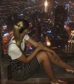 Dubai- View from the Burj Khalifa 2019