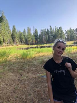 Walking through Yosemite 2018