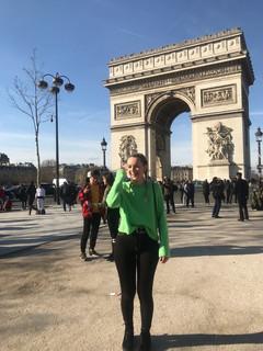 Paris- Arc De Triomphe 2019