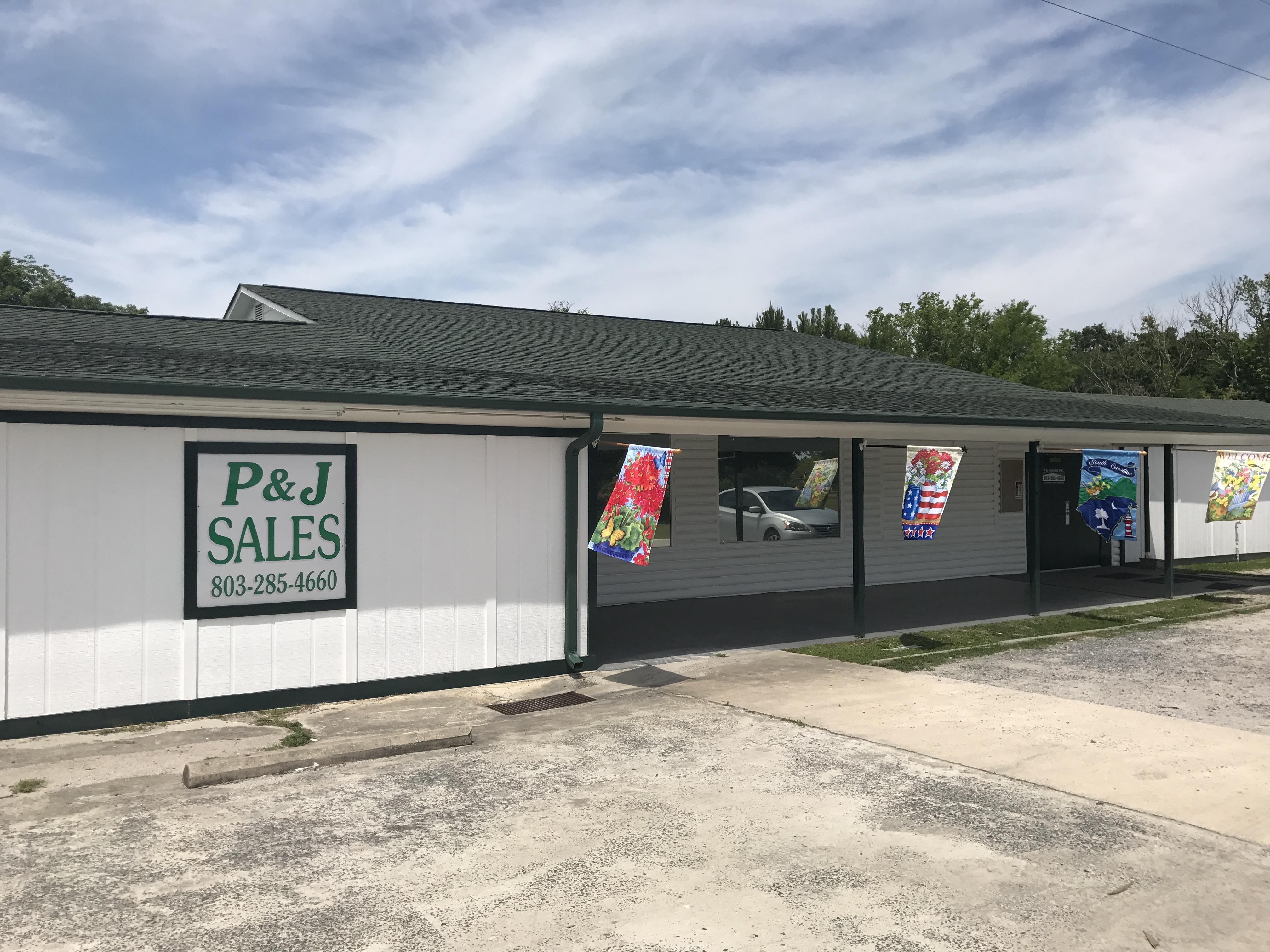 P & J Sales, Lancaster, SC