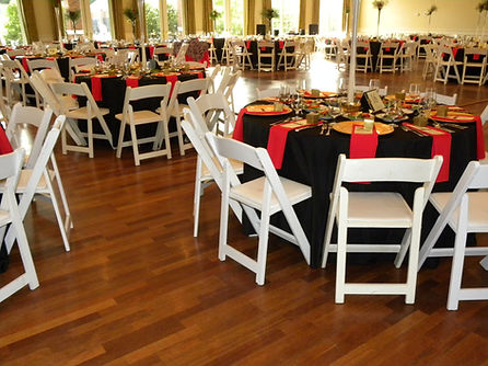 Ultimate Style and Taste did the planning, decorating and catering for a large event in Rock Hill, SC