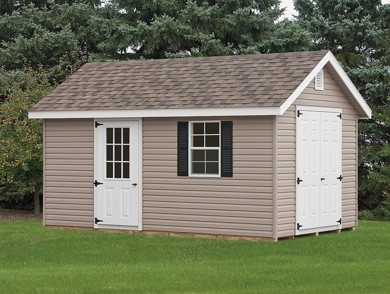 The Shed Emporium Standard And Customized Sheds Rock