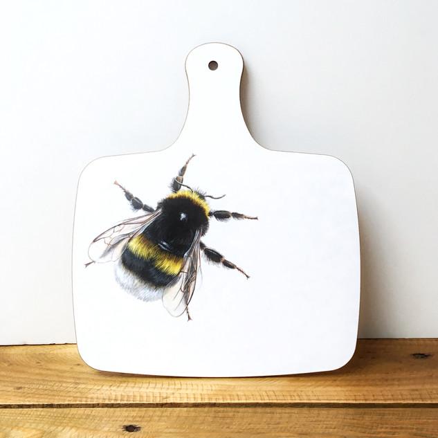 Bumblebee Chopping Board