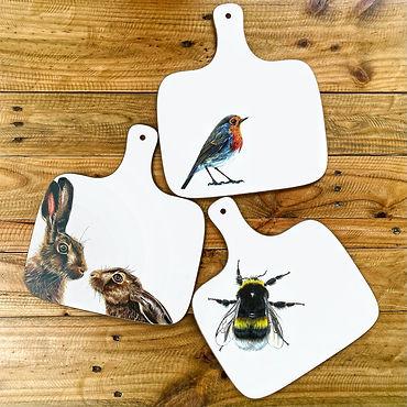 Robin, Hares, Bee Boards.jpg