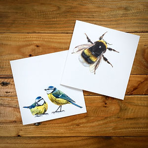 Bee and Blue Tits.jpg