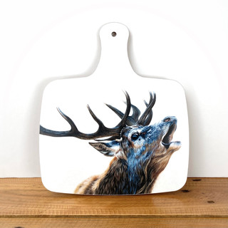 Bellowing Stag Chopping Board